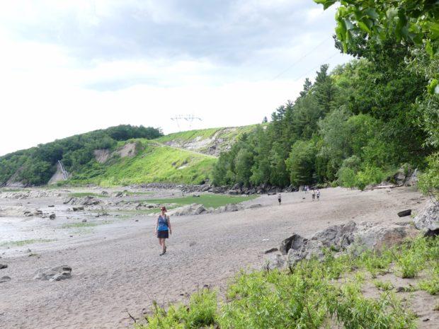 paysage plage jacques-cartier