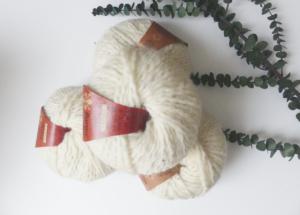 choisir laine et aiguilles